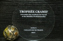 Trophée CRAMIF (2007)
