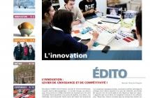 Article – Journal « Compagnon du Devoir » N°215 de janvier 2013 – Étaiement de l'ancienne Banque de France (stabilisation de façades) à Boulogne-Billancourt (92)