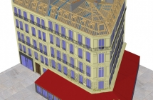 Hôtel Barrière – Le Fouquet's – Paris (75)